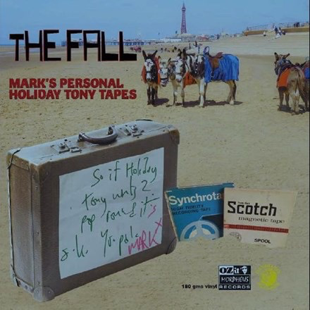 Fall - Mark E. Smith's Personal Holiday Tony Tapes (180g Colored LP)