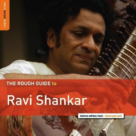 Ravi Shankar - Rough Guide to Ravi Shankar (LP)