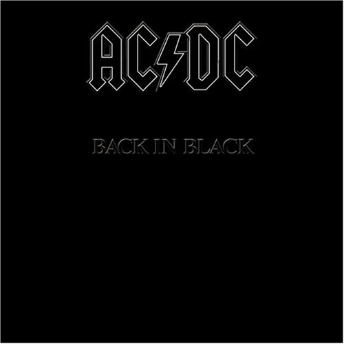 AC/DC - Back in Black (180g LP)