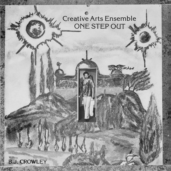 Creative Arts Ensemble ‎– One Step Out (2LP Import)