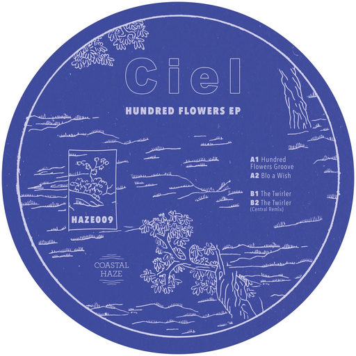 "Ciel - Hundred Flowers (12"")"
