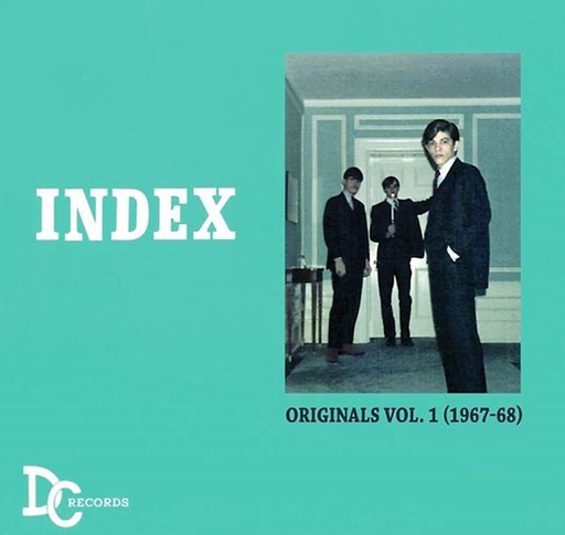 Index - Originals Vol. 1 (1967-68) (LP)