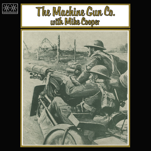 Mike Cooper - Places I Know/The Machine Gun Co. with Mike Cooper (2LP)