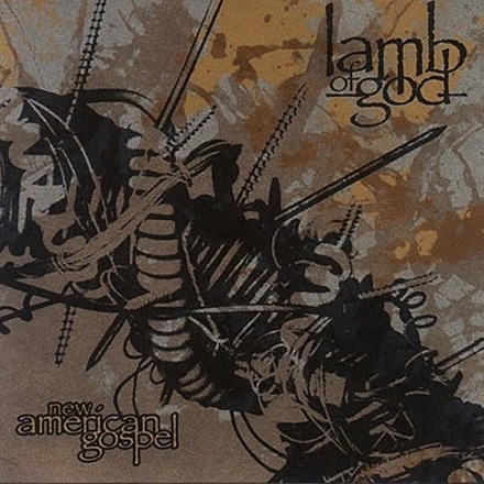 Lamb Of God - New American Gospel (Ltd Ed Splatter LP)