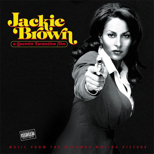 Various Artists - Jackie Brown: Music From The Miramax Motion Picture (180g Colored Vinyl LP)