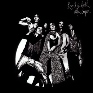 Alice Cooper - Love It To Death (Black/White Swirl LP)