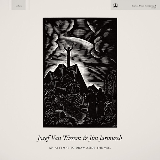 Jozef van Wissem & Jim Jarmusch - An Attempt To Draw Aside The Veil (ndie Only Brown Marble Vinyl)
