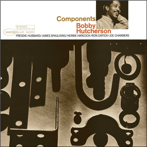 Bobby Hutcherson - Components (Blue Note 75th Anniversary LP)