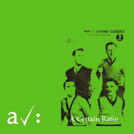 A Certain Ratio - The Graveyard and the Ballroom (Colored Orange LP)