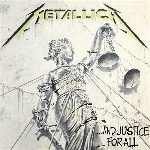 Metallica - ...And Justice For All:2018 (180g 2LP)