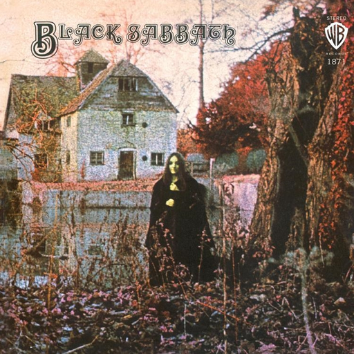 Black Sabbath - Black Sabbath (Deluxe Edition 180g 2LP)