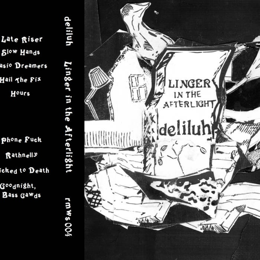 Deliluh - Linger In The Afterlight (Cassette)