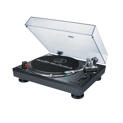 Audio-Technica - AT-LP120-USB Direct Drive Turntable (Black)