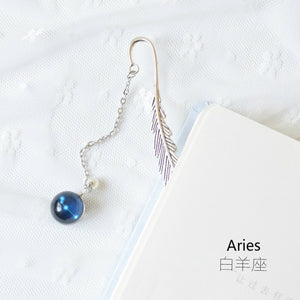 Creative Noctilucent 12 Constellation Bookmark