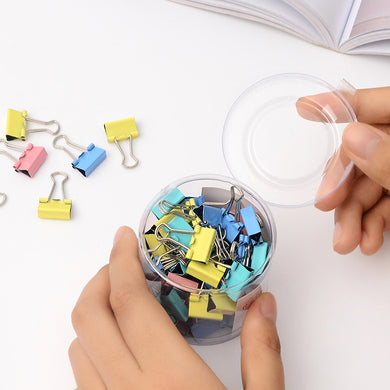 Mini Metal Paper Clips