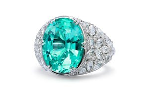Paraiba Tourmaline: A Gemological Phenomenon from the heavens above.