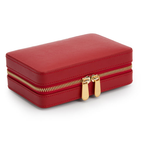 Image of Wolf 1834 Palermo Palermo Zip Jewellery Case 213672