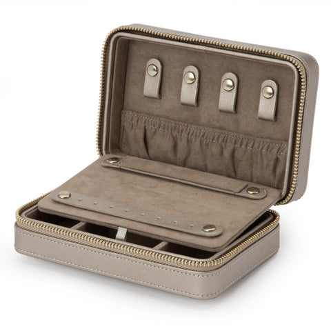 Image of Wolf 1834 Palermo Palermo Zip Jewellery Case 213678