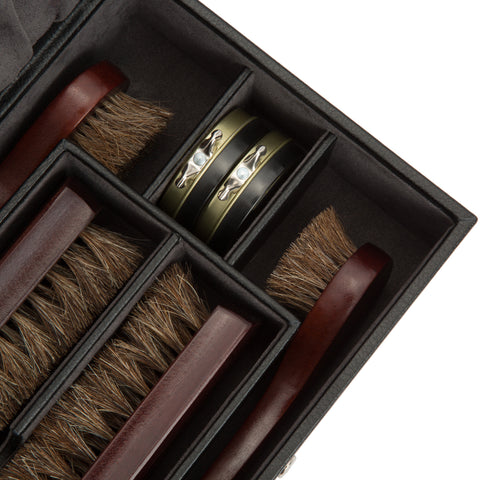 Image of Wolf 1834 Blake Blake Shoe Shine Kit 305202