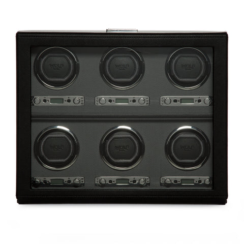 Image of Wolf 1834 Viceroy Viceroy 6 Piece Watch Winder 456802