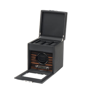 Wolf 1834 Roadster Roadster Single Watch Winder with Storage 457156
