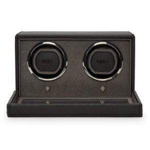 Wolf 1834 Cub Watch Winder Double Cub winder with cover 461203