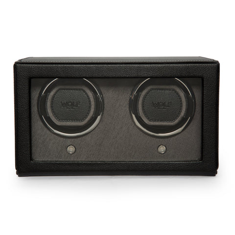 Image of Wolf 1834 Cub Watch Winder Double Cub winder with cover 461203