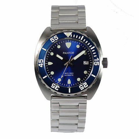 Image of Pantor Sea lion Blue-Stainless steel