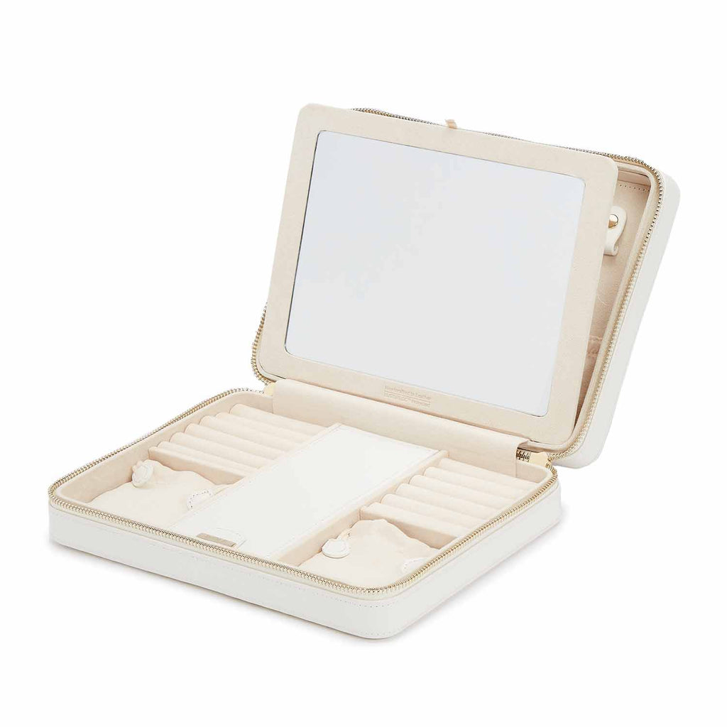 Wolf 1834 Maria  Maria Large Zip Jewellery Case 766153
