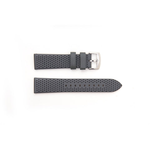 Emporio Armani Replacement Black Leather Watch Strap AR1735
