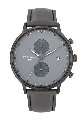 Trendy Classic CC1046-03 Duel Mens Watch