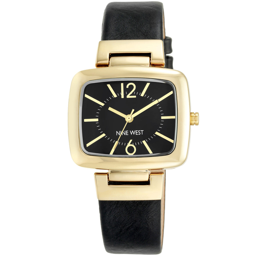 Nine West Watch NW/1840BKBK