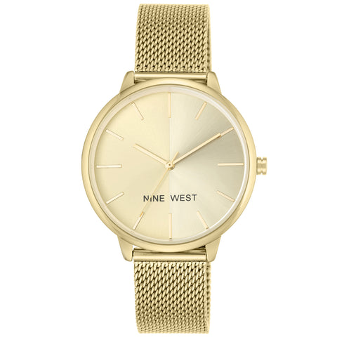 Nine West Watch NW/1980CHGB
