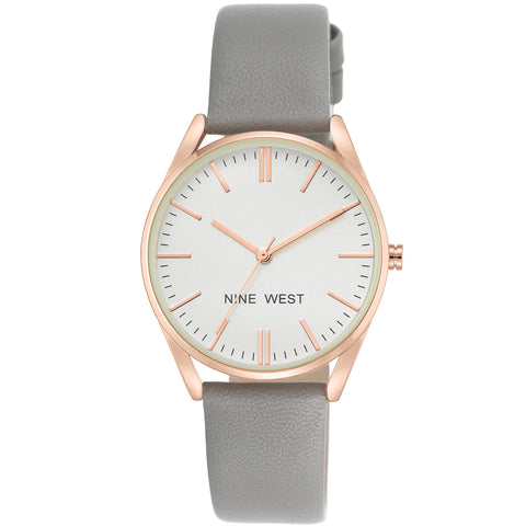 Nine West Watch NW/1994RGGY