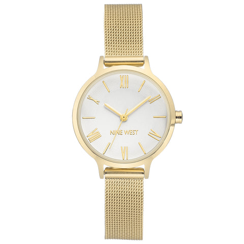 Nine West Watch NW/2228SVGP