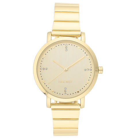 Nine West Watch NW/2278CHGP