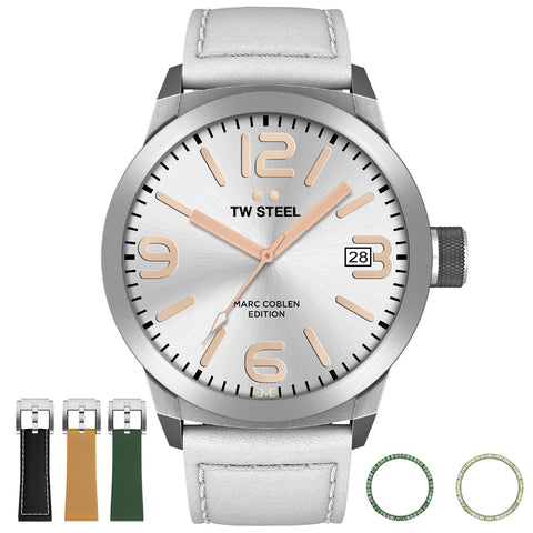 TW Steel Marc Coblen Edition TWMC21 Mens Watch