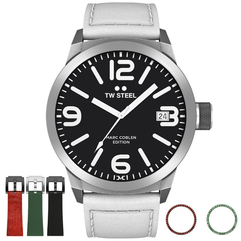 TW Steel Marc Coblen Edition TWMC22 Mens Watch