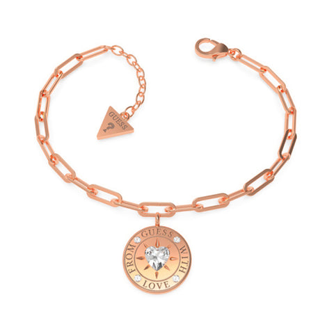 Guess Ladies Bracelet UBB70007-S