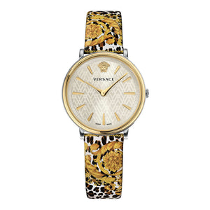 Versace VBP120017 V-Circle Ladies Watch