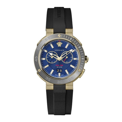 Versace VECN00119 V-Extreme Pro Mens Watch Dualtimer