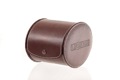 Image of Leanschi Watch Box Pouch for One Watch WPO1-CHOC