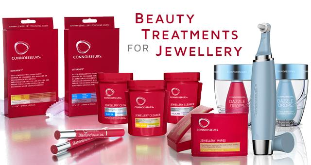 Jewellery Cleaner - Connoisseurs Silver Jewellery Cleaner