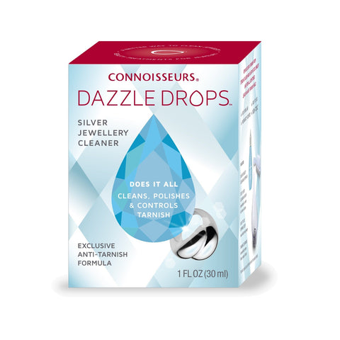 Jewellery Cleaner - Dazzle Drops Silver Jewellery Cleaner