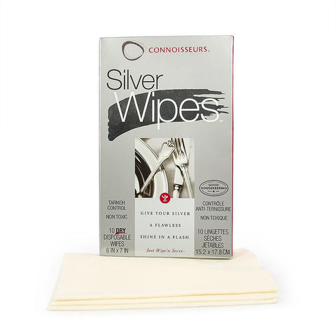 Jewellery Cleaner - Silver Wipes