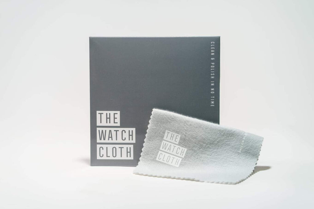 Watch Cleaning Cloth - Watch Cleaning Cloth By Connoisseurs