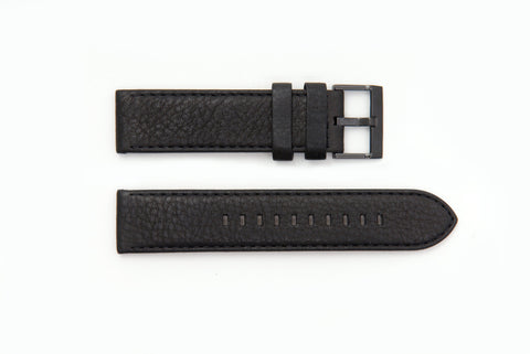 Watch Strap - Armani Exchange Leather Band  AX2098