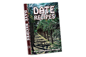 Date Recipes Cook Book