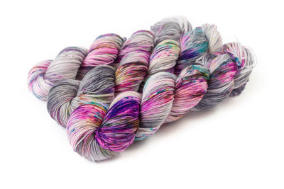 """Dumbo The Flying Elephant"" Fingering Weight Yarn"