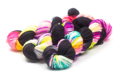 """Happy Hour"" Fingering Weight Yarn"